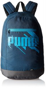 Puma 25 Ltrs Blue Wing Teal Casual Backpack (7361407)