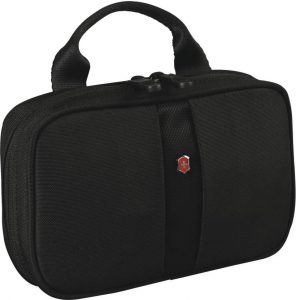 Victorinox Electronic Accessories Case Small Travel Bag (Black)